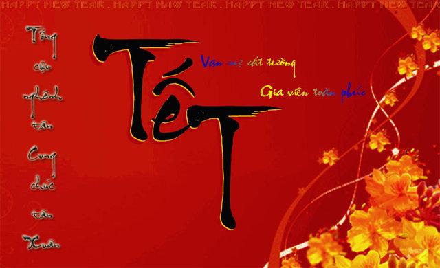 Tet Vietnam