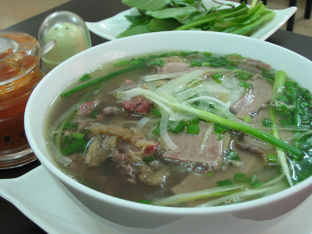 Pho - A speciality of Vietnam
