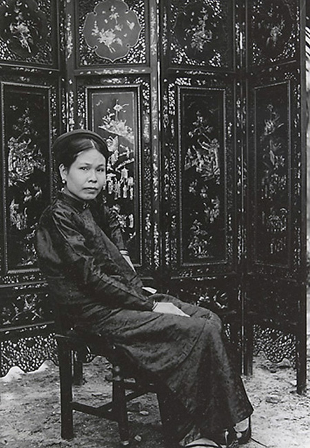 Wealthy families living in Hanoi in 1919-1926