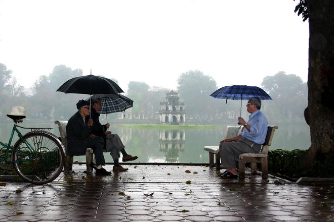 Relaxing lake getaways in Hanoi-1