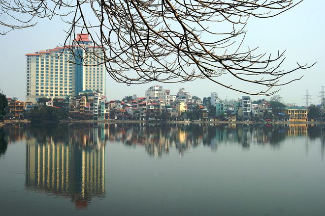 Relaxing lake getaways in Hanoi-3