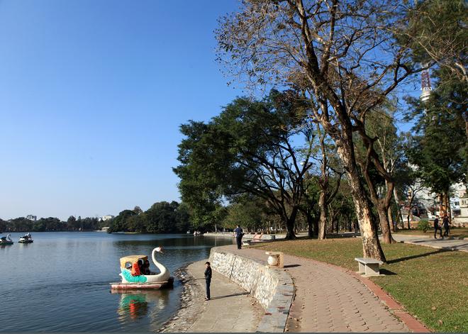 Relaxing lake getaways in Hanoi-5