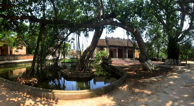 village in Hanoi-1