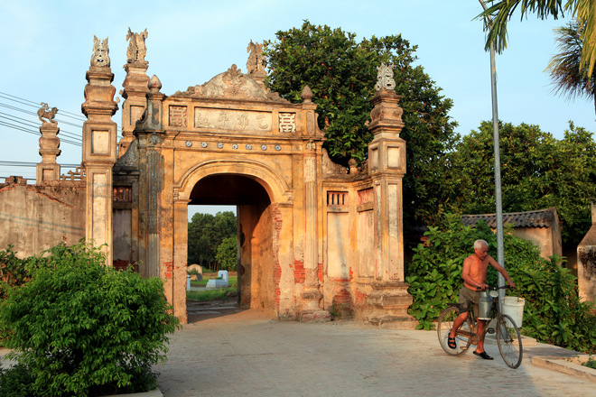 village in Hanoi-2