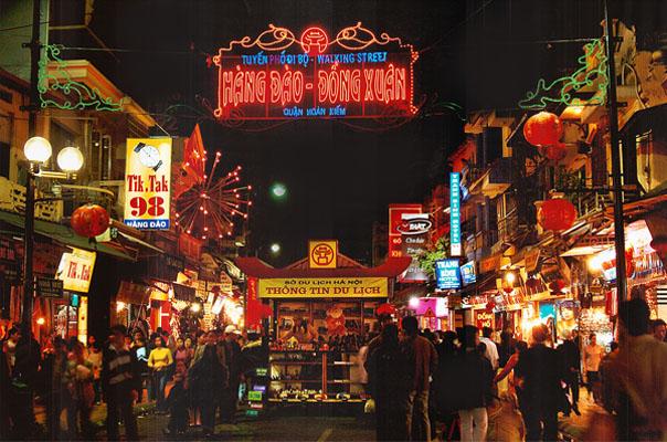 Hanoi-night-market