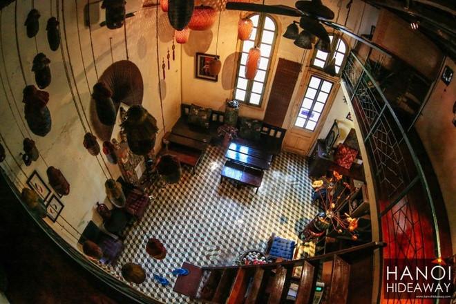 Hanoi House Cafe
