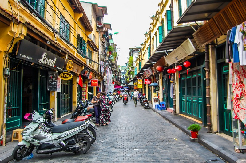 20 things to do in Hanoi-Old Quarter