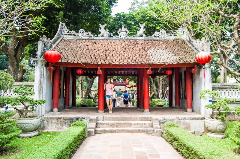 20 things to do in Hanoi-Temple of Literature