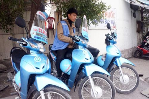 Посетить вокруг Ханоя на мотоциклах такси