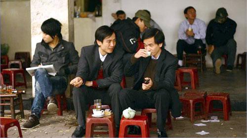 Street café in Hanoi – Source: vov.vn