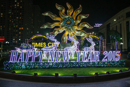 Best places for Christmas in Hanoi-2