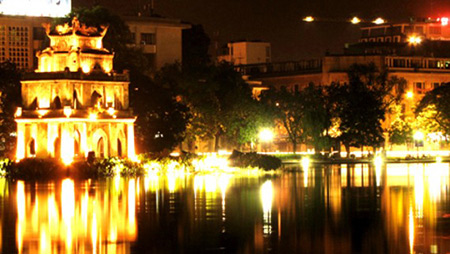 Best places for Christmas in Hanoi-3