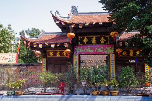 Kim Lien Pagoda-2