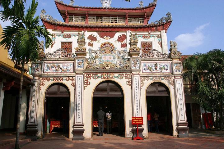 Quan Thanh Temple-1