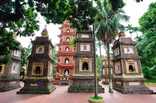 Tran Quoc Pagoda-2