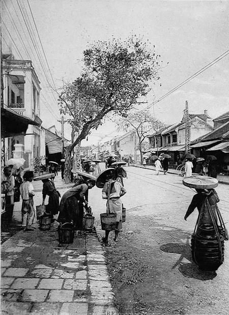 Hang Bong Street in 1903