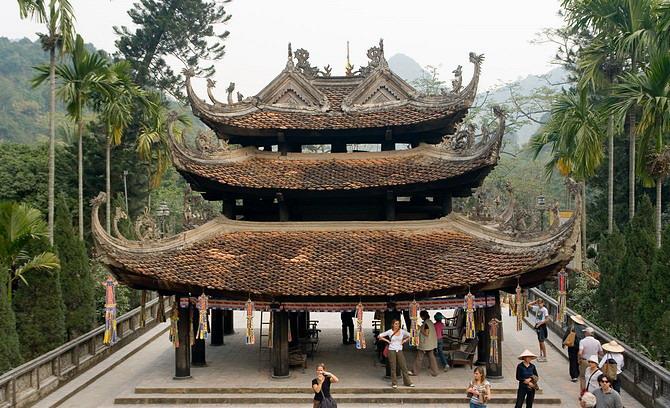 Thien Tru Pagoda
