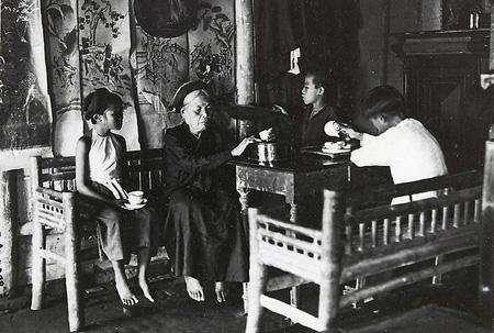 Богатые семьи, живущие в Ханое в 1919-1926-1