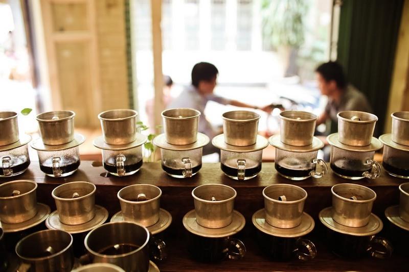 cà phê tại Hà Nội
