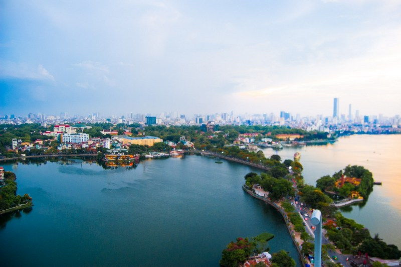 20 things to do in Hanoi-West Lake