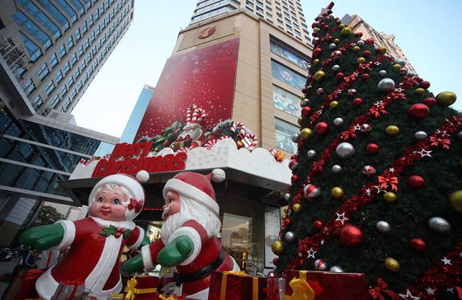 Giáng sinh tại Hà Nội