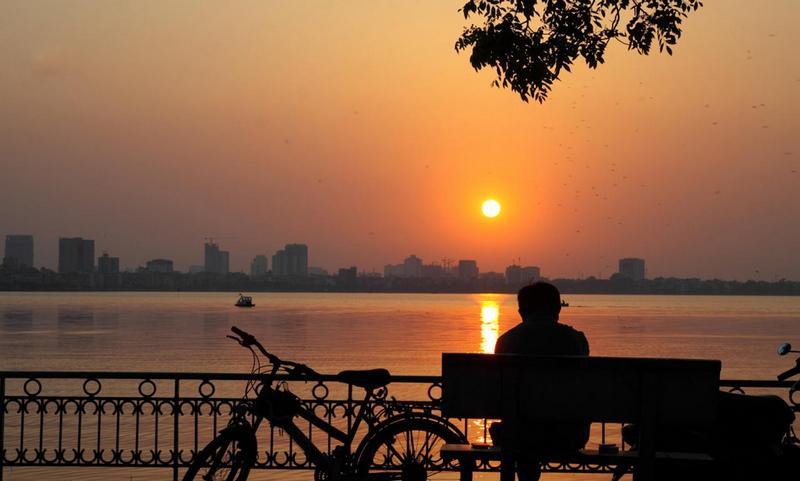 湖泊,在河内-05