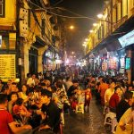 Hanoi nightlife
