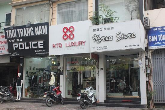 Quan Thanh Street