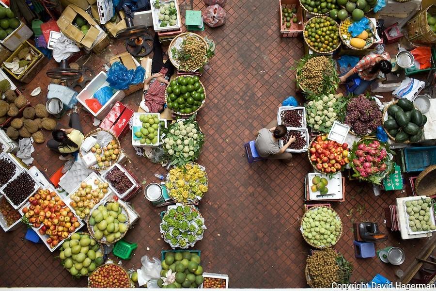 Markt Dong Xuan