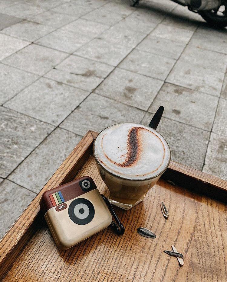 Drew coffee Hanoi