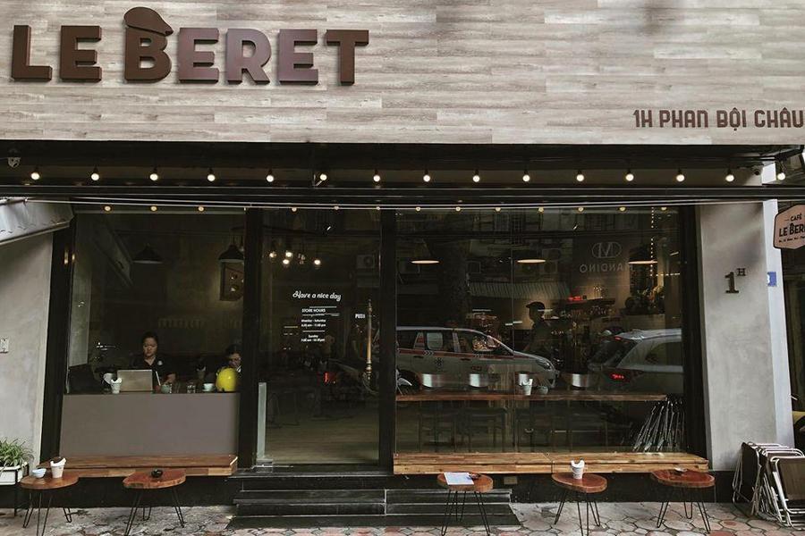 Le Beret coffee