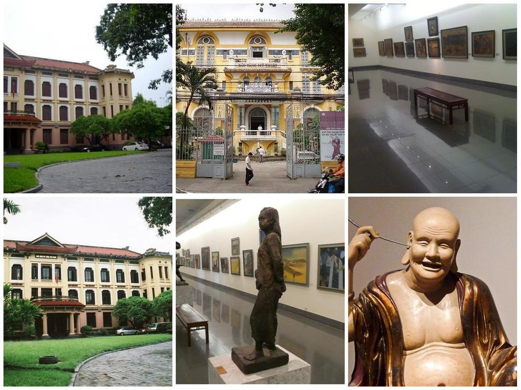 Vietnam National Fine Art Museum