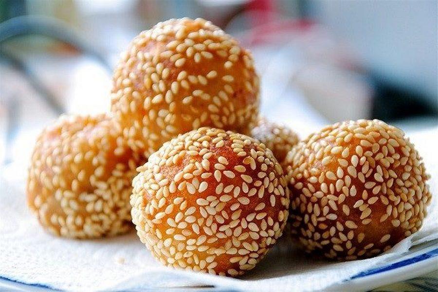 ベトナムのドーナツ
