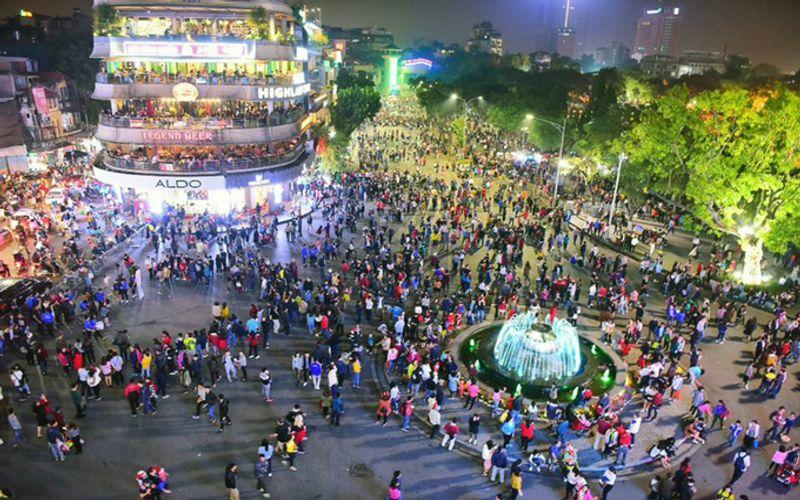 Hanoi per fornire la connessione Wi-Fi gratuita in un altro 14 località per rilanciare il turismo